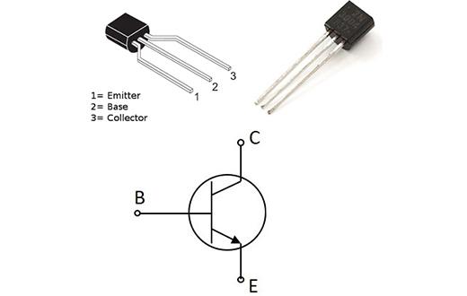 نقش ترانزیستور در تعمیر کامکث